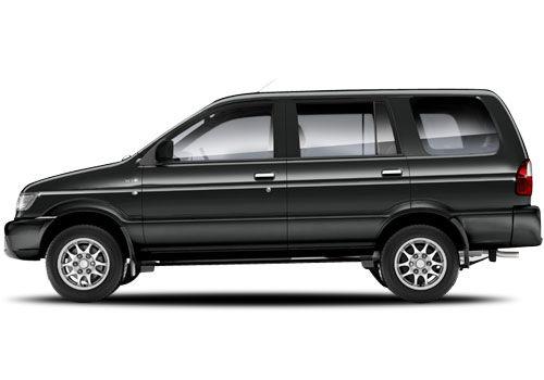 Chevrolet Tavera 2003-2007 Intense Black Color