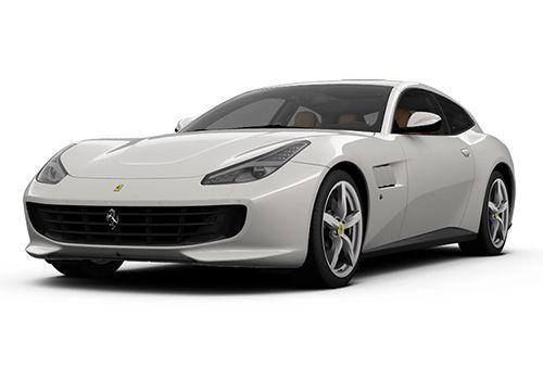 Ferrari GTC4Lusso Bianco avus Color