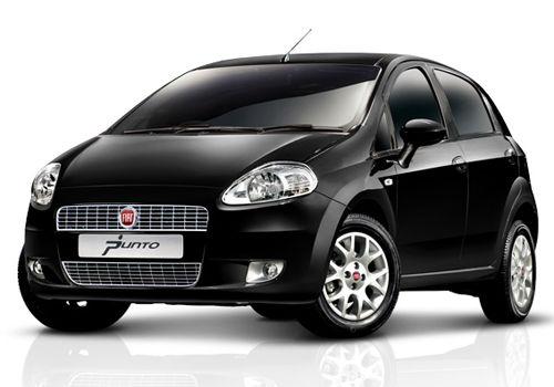 Fiat Grande Punto 2009-2013 Hip Hop Black Color