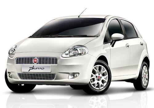 Fiat Grande Punto 2009-2013 Pearl White Color