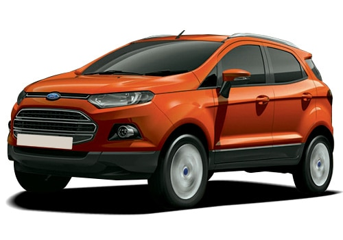 How Many Colours Are Available In Ford Ecosport Ecosport Cardekho Com