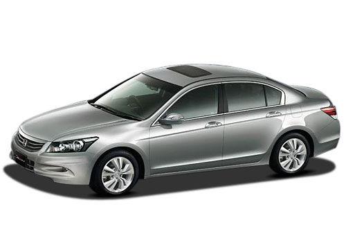 Honda New Accord 2011-2014 Alabaster Silver Color