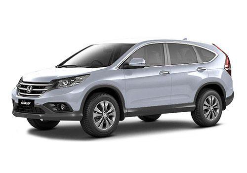 Honda CR-V Alabaster Silver Metallic Color