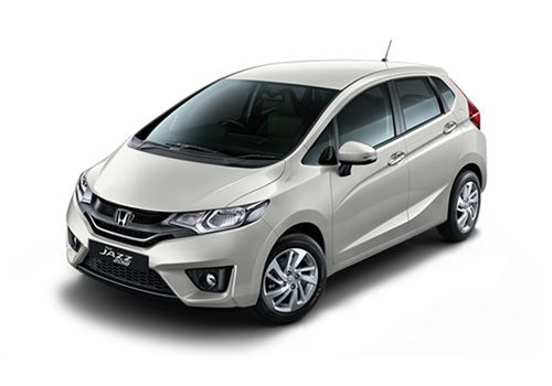 Honda Jazz White Orchid Pearl Color