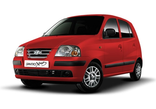 Hyundai Santro Xing XG AT