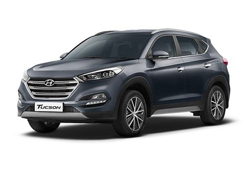 Hyundai Tucson Star Dust Color