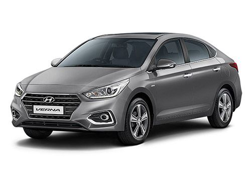 Hyundai Verna Star Dust Color