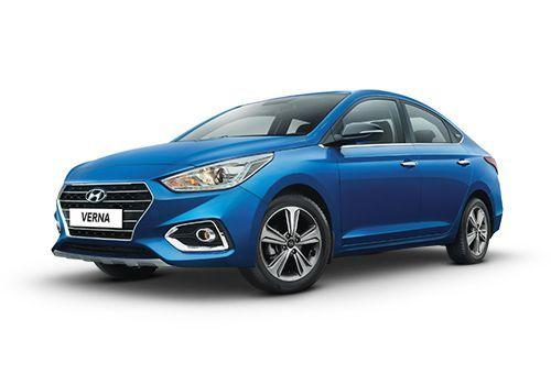 Hyundai Verna Anniversary Edition Petrol AT