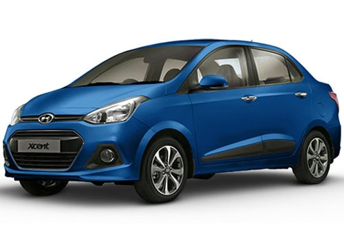Hyundai Xcent 2014-2016 1.2 Kappa AT S Option