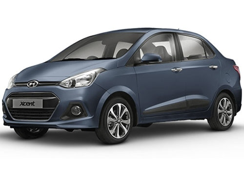 Hyundai Xcent 2016 2017 1 2 Kappa Base Cng On Road Price Features