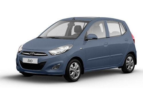Hyundai i10 Star Dust Color