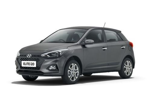 Hyundai I20 Star Dust Color