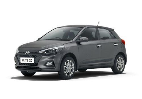 Hyundai i20 Star Dust Color