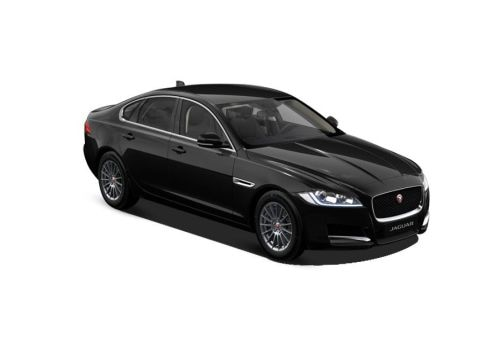 Jaguar XF Santorini Black Color