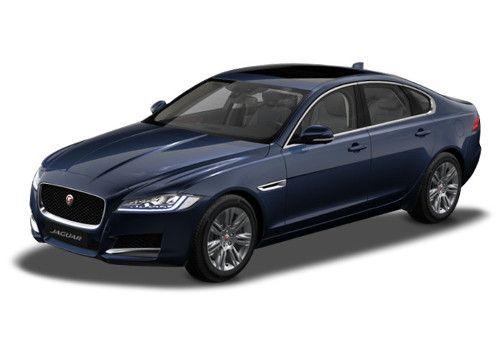 Jaguar XF Dark Sapphire Color