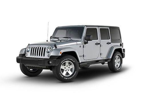 Jeep Wrangler Billet Silver Color