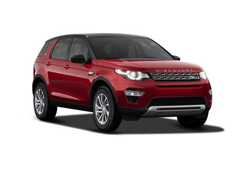 Land Rover Discovery Sport Pictures