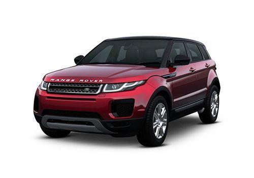 Land Rover Range Rover Evoque Firenze Red Color