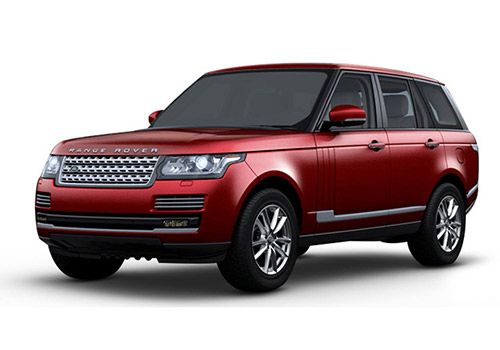 Land Rover Range RoverFirenze Red Color