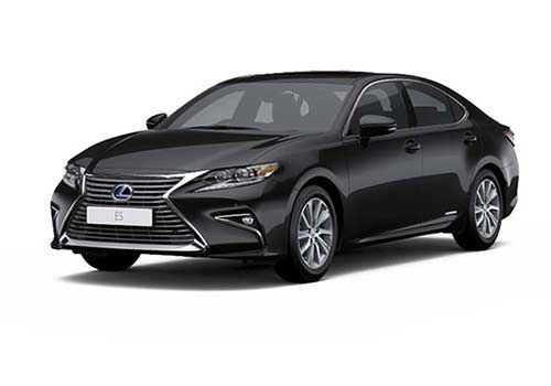 Lexus ES Caviar Color