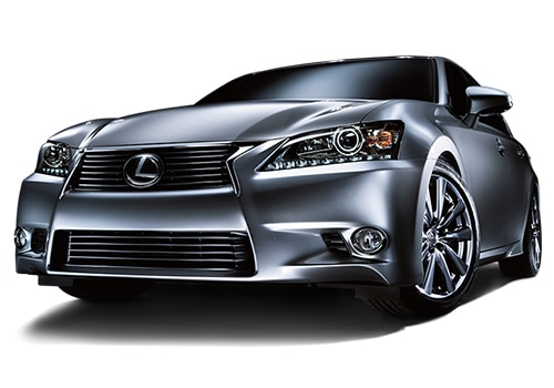 Lexus GS new