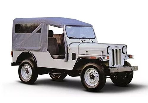 Mahindra Jeep Price Images Mileage Reviews Specs