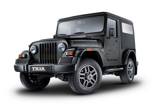 Mahindra Thar On Road Price In Thiruvananthapuram