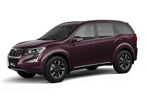 Mahindra XUV500Opulent Purple Color