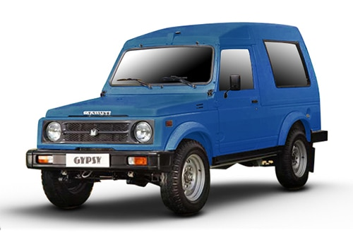 Maruti Gypsy Dolphin Blue - Gypsy Color