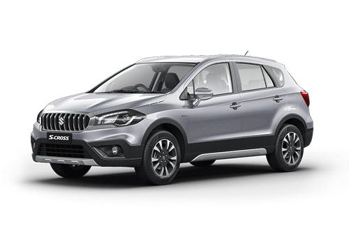 Maruti SX4 S Cross Premium Silver Metallic Color