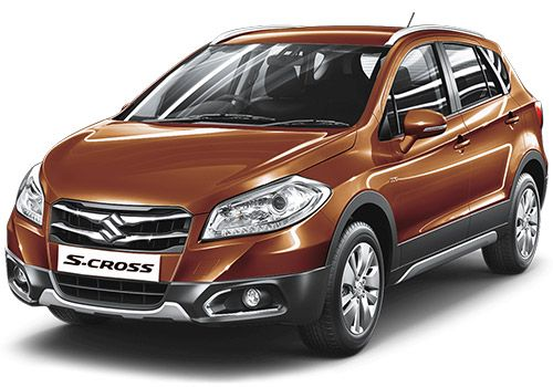 Maruti SX4 S Cross 2015-2017 DDiS 200 Alpha