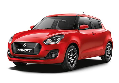 Maruti Swift Colours - Swift Color Images | CarDekho com