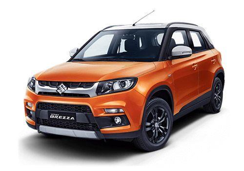 Maruti Vitara Brezza ZDi Plus Dual Tone On Road Price (Diesel