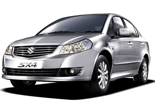 Maruti SX4 2007-2012 Celebration Petrol
