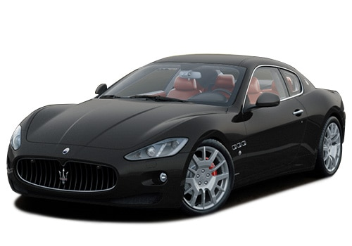 Maserati Gran Turismo 2011-2015 Nero Carbonio Metallic Color