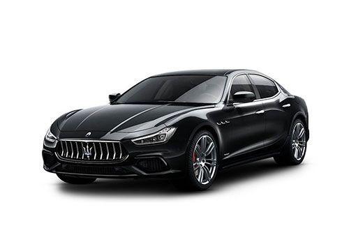 Maserati Ghibli Nero Color