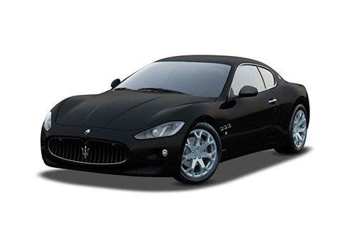 Maserati granturismo colors