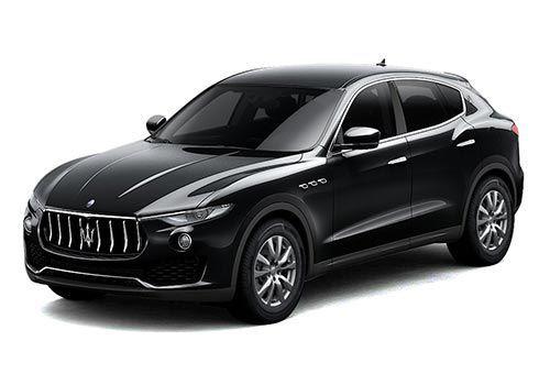 Maserati LevanteNero Color