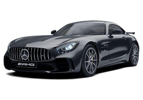 Mercedes-Benz AMG GTMagnetite Black Metallic Color