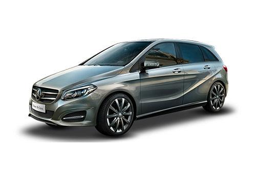 Mercedes-Benz B-Class Pictures