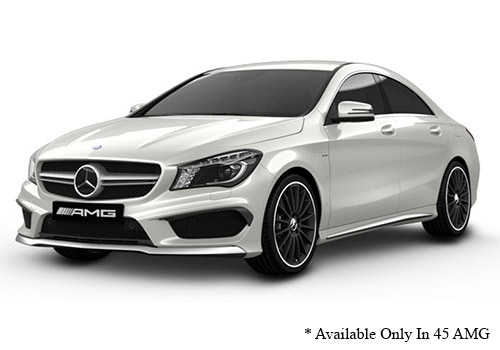Mercedes-Benz CLA 2015-2016