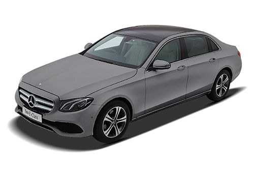 Mercedes-Benz E-ClassIridium Silver Color