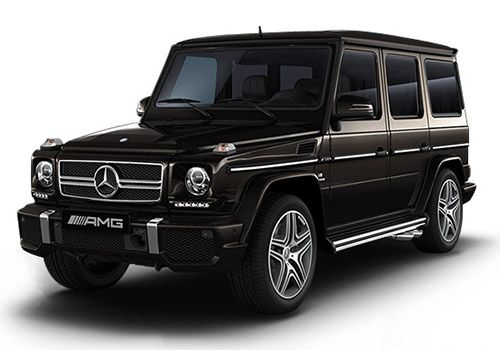 Mercedes-Benz G-ClassDesigno Mocha Black Color