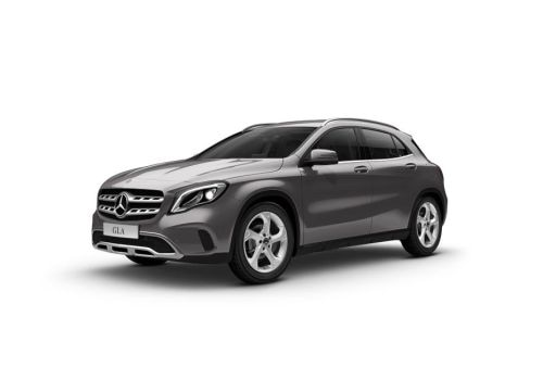 Mercedes-Benz GLA Class Pictures
