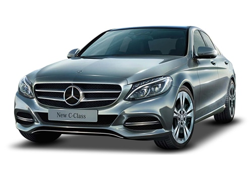 Mercedes-Benz C-ClassIridium Silver Color