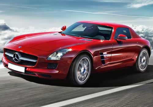 AMG Le Mans Red