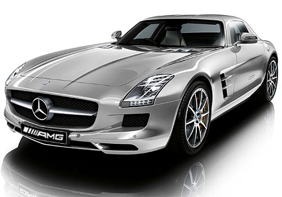 AMG Alubeam Silver