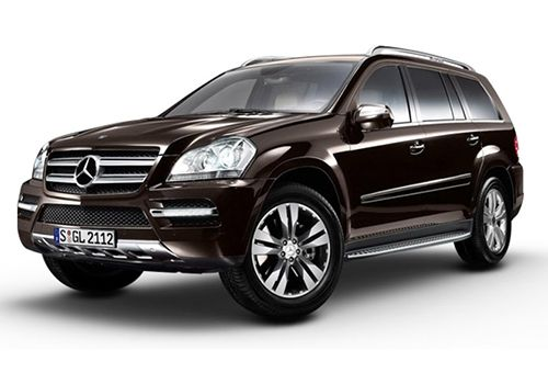 Mercedes-Benz GL-Class 2007 2012 Grand Edition Executive