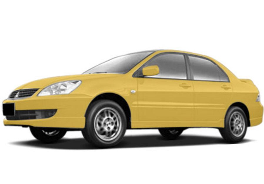 Cyclone Yellow