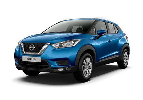 Nissan Kicks Deep Blue Pearl Color